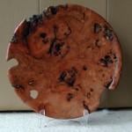 Redgum platter