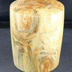 box spalted silver birch