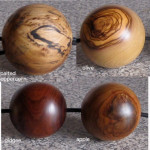 large beads: 70 mm diameter