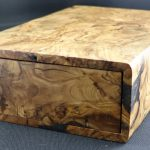 large magnet box 100 year old olive