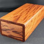 medium magnet box Forest Oak
